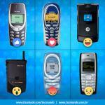 Los celulares más populares de la historia