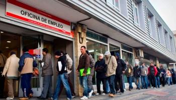 desempleo en Leganés