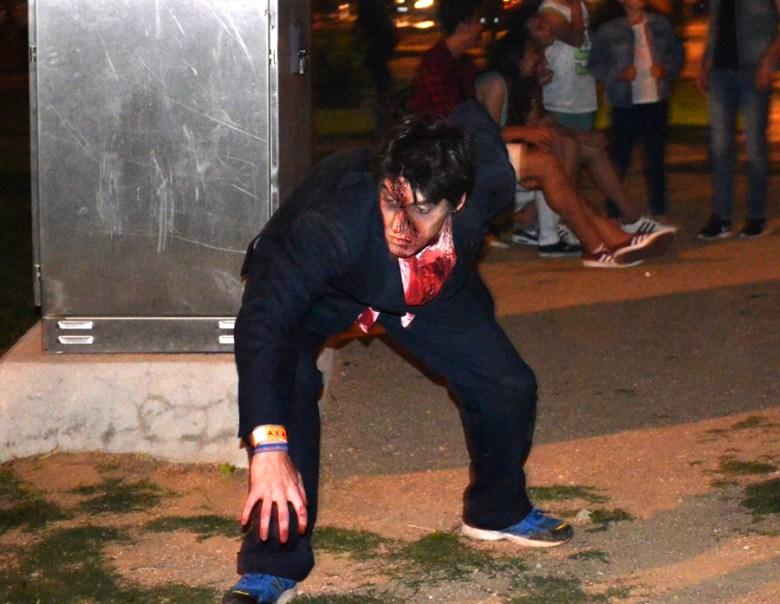 Survival Zombie de 2015. Foto Sonia Baños