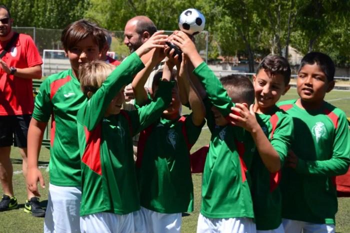 Para celebrar estas 26 temporadas invitaron al CD Amistad de Alcorcón