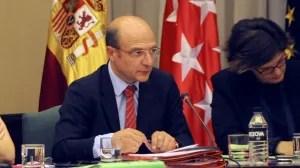 Javier Gómez, concejal de hacienda