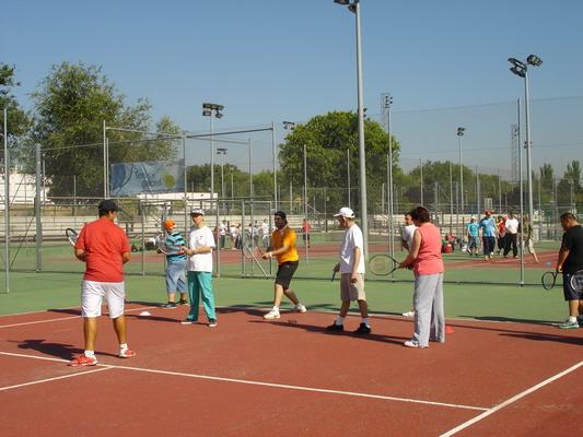 Cursos de tenis