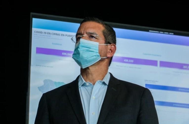 """""""No podemos bajar la guardia"""", recalca el gobernador en mensaje a un año de la pandemia"""