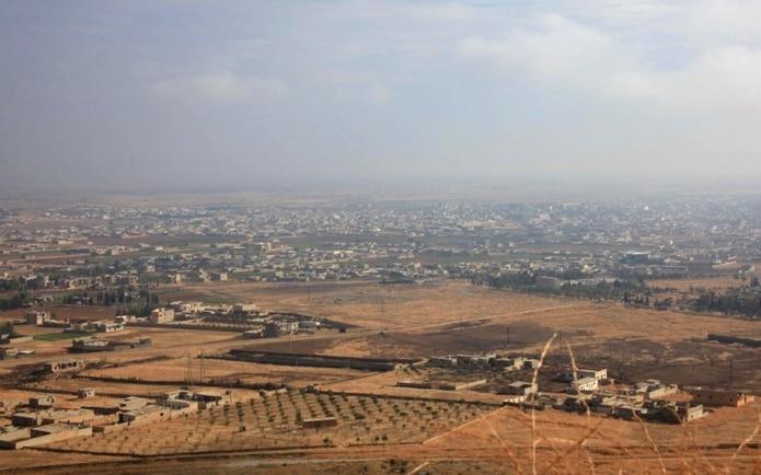 Los soldados retomaron la carretera que une las localidades de Janasir, Azariya y Al Salamiya, las dos primeras en la provincia de Alepo y la segunda, en Hama. (AFP)