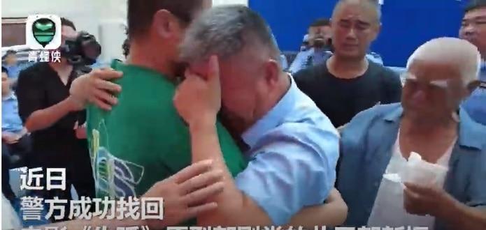 El ADN fue decisivo para encontrar a Guo Xinzhen en la provincia central de Henan e identificarlo como hijo de Guo Gangtang.