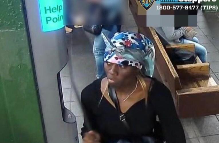 Arrestan a sospechosa de haber empujado a mujer cuando venía el tren en Nueva York