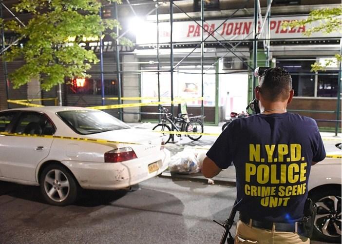 Asesinan a otro repartidor de comida para robarle su bicicleta en Nueva York.