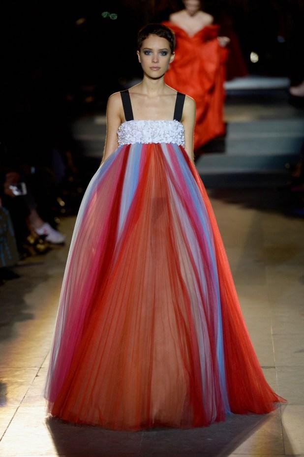 Carolina Herrera - Pista de aterrizaje - Febrero de 2018 - Semana de la moda de Nueva York