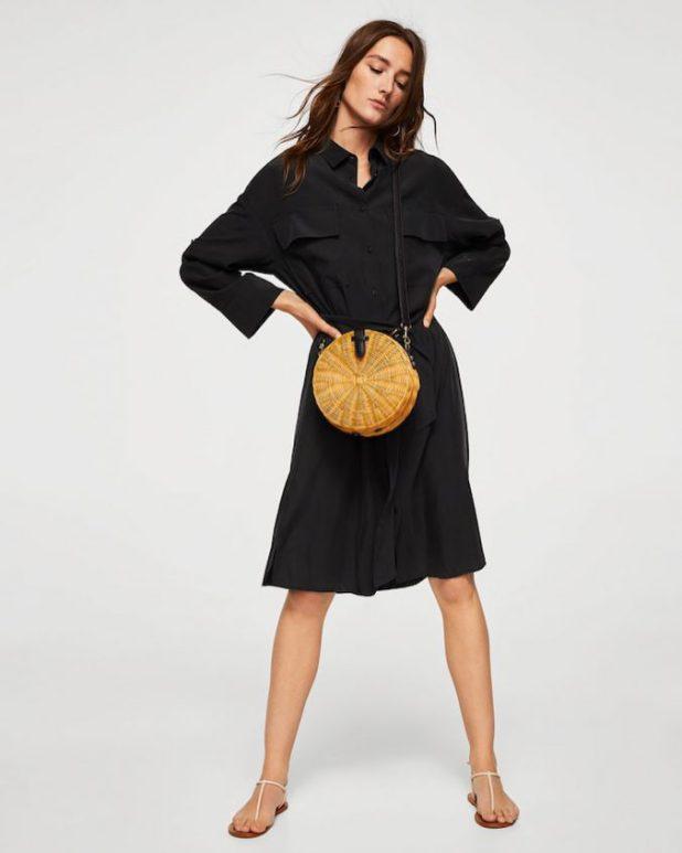Bolsa de mango (mango.com - 49.99 €)