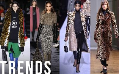 Moda: animalier ha vuelto y será la tendencia más cool de 2018.