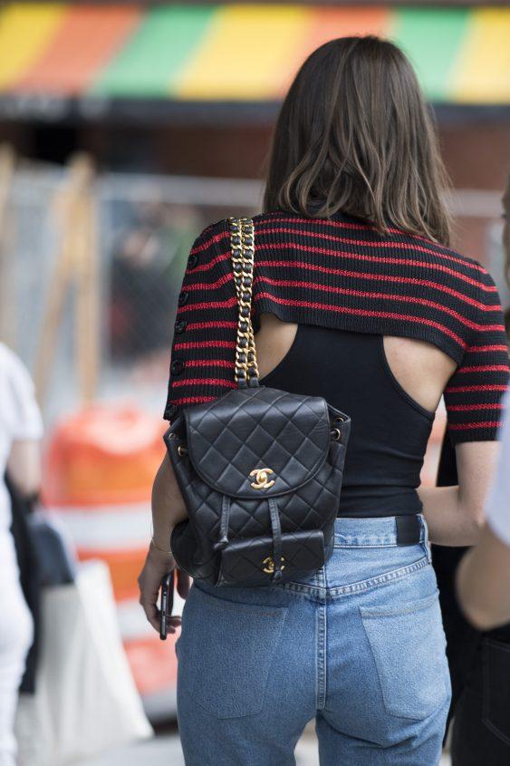 New York Fashion Week - Street Style - Día 1