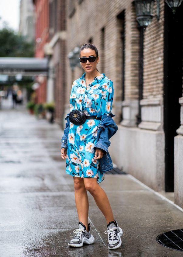 Street Style - Semana de la moda de Nueva York Septiembre de 2018 - Quinto día