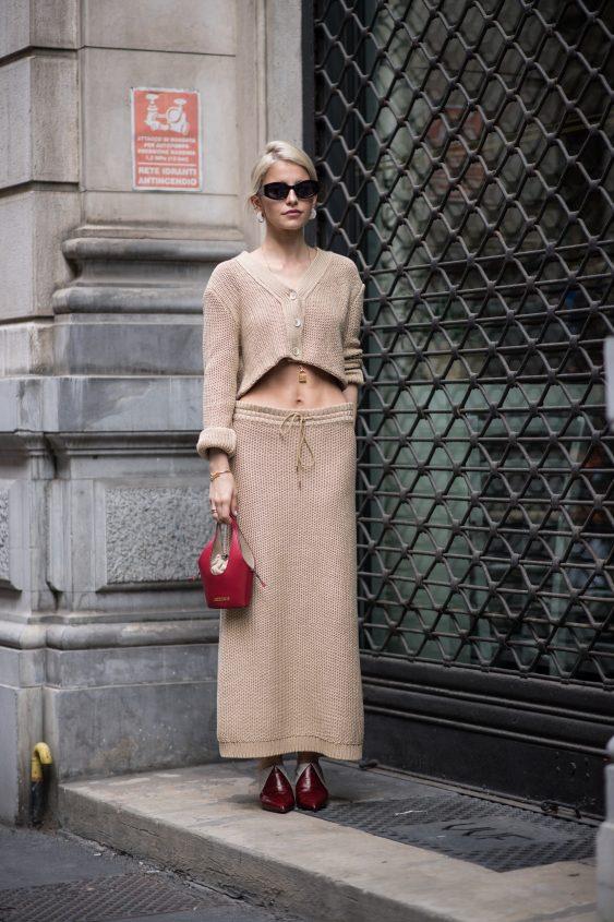 Street Style: 22 de septiembre - Semana de la Moda de Milán Primavera / Verano 2019
