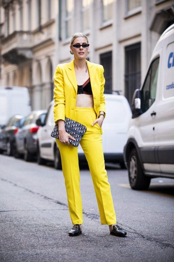 Estilo de la calle: 21 de septiembre - Semana de la Moda de Milán Primavera / Verano 2019