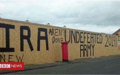 Nueva investigación del IRA: seis sospechosos de terrorismo en la corte