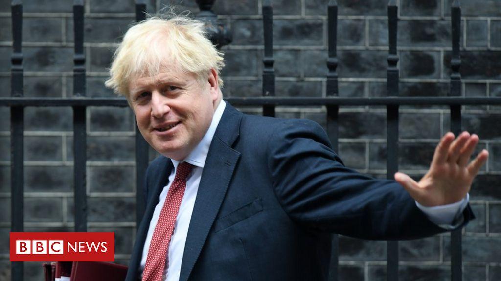 El Reino Unido planea leyes que anulan parte del acuerdo Brexit