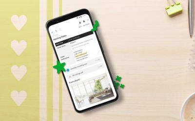 Presentamos el nuevo Evernote para Android