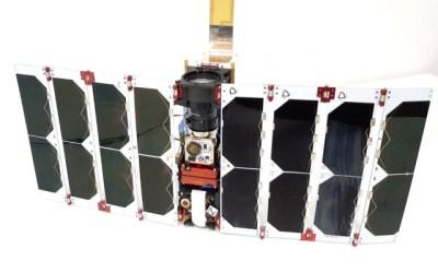 La misión de Alba Orbital de obtener imágenes de la Tierra cada 15 minutos genera una ronda semilla de $ 3.4M