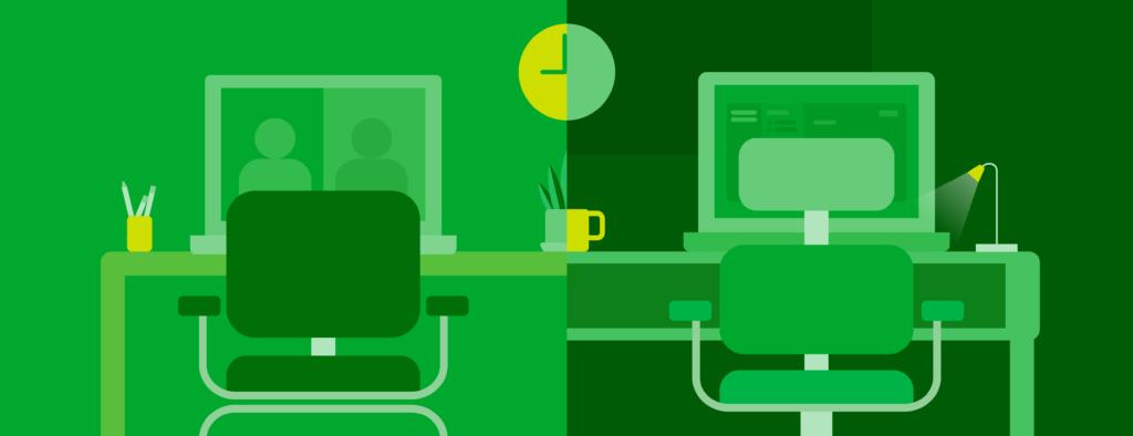 Trabajar desde (casi) cualquier lugar: cómo Evernote ha adoptado el futuro del trabajo remoto