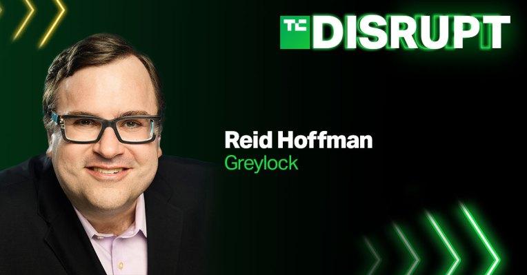 Reid Hoffman regresa a Disrupt