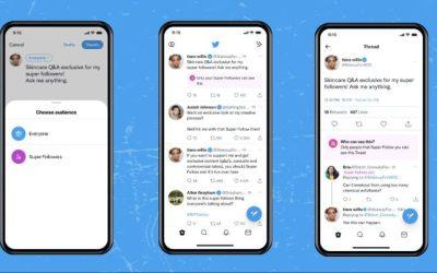 Twitter lanza la suscripción paga 'Super Follows' para que puedas sacar provecho de tus tweets