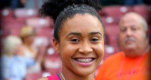 Mariely se acerca al último reto en su carrera de atleta