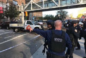 Reportan 4 heridos en balacera en el Bajo Manhattan