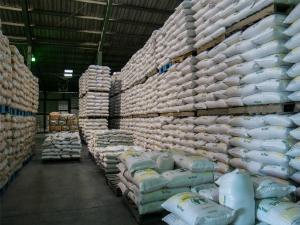 Se roban dos camiones con 650 sacos de arroz en La Vega