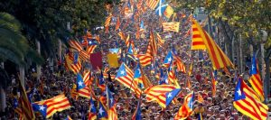 ¿República catalana o no?, se preguntan perplejos en Barcelona