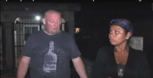 Vídeo: La Embajada del Reino Unido va en auxilio del Británico de Wilfa Soto