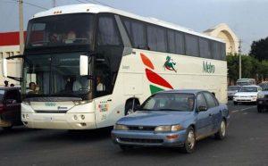 Llaman a paro en la Región Este por nueva ruta de transporte de MetroBus