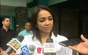 @FarideRaful acusa al gobierno de ser el culpable de los feminicidios en el país