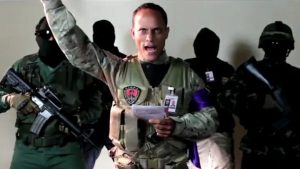 El gobierno de Venezuela no mencionó en qué situación se encontraba Óscar Pérez