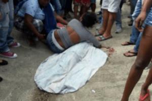 Muere niña atropellada en autopista Joaquín Balaguer
