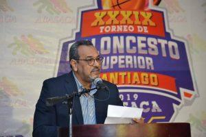 Torneo Baloncesto Superior de Santiago dedicado a Monchy Rodríguez