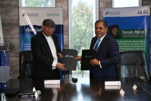 Departamento Aeroportuario firma acuerdo con Fundación Mami Nena para promover conducta ética
