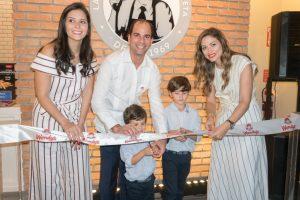 Apertura nuevo restaurante Wendy's en Santiago