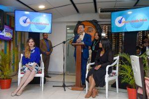 """Periodistas Ruth Camil y Yomaira del Rosario lanzan nuevo programa """"Vistazo Noticioso"""""""