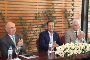 Alcaldía Santiago y Unión Europea se unen en bicicletada por el cambio climático