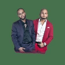 """Ala Jaza y Ricky G promueven el merengue """"Cupido"""""""