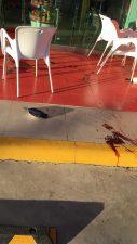 Matan vigilante en estación de combustible para robar