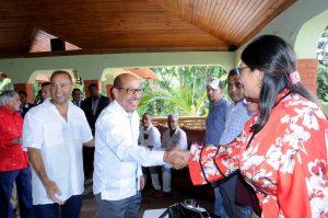 """Este domingo se sabrá el candidato seleccionado por el sector de Medina, dice Montás Adelanta """"me gustaría ser el representante de esa corriente"""""""