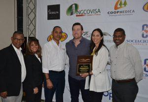 Taveras y Peña conquistaron premios Águilas de la Semana