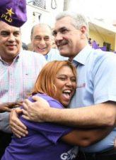 Gonzalo Castillo asegura que en su gobierno continuará fortaleciendo las políticas públicas de seguridad e igualdad de la mujer