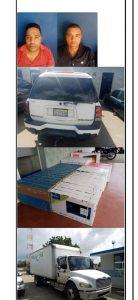 Policía Nacional recupera el total de 61 televisores sustraídos del almacén de una empresa en Gurabo