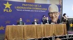 PLD realiza asamblea con su equipo de campaña en la provincia Santo Domingo
