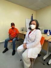 Dirección Hospital Arturo Grullón y Defensa Civil coordinan capacitación de personal en caso fortuito