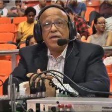ABASACA designa periodista Rolling Fermín director-coordinador transmisiones basket superior Santiago