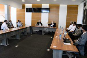 Lidom recibe de la CBPC manual para el montaje de la Serie del Caribe de 2022
