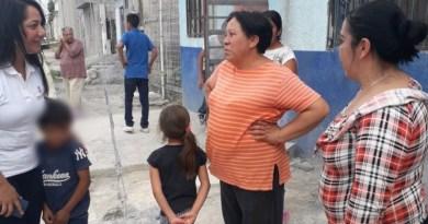 Localiza Comisión de Seguridad niño extraviado